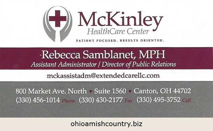 Health Care – Ohio Amish Country Biz
